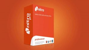 Nitro Pro 13.32.0.623 Crack With Serial Key Download (Mac/Win)