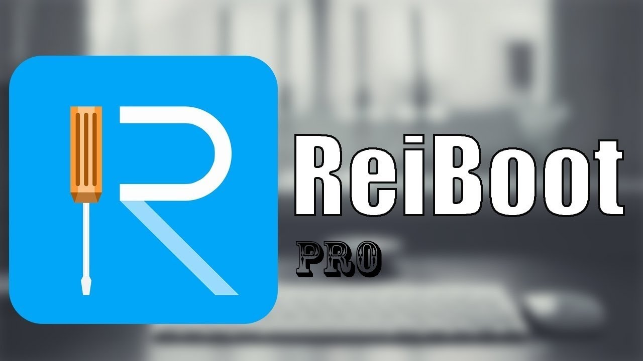 ReiBoot Pro 7.2.4.7 Crack