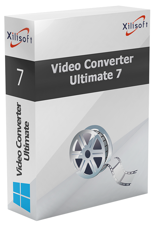 Xilisoft Video Converter Ultimate 7.8.23 Full Crack