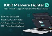 Iobit Malware Fighter 6.5.0 Key + Crack