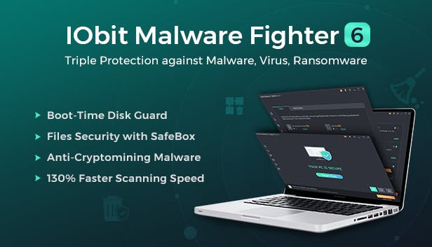 Iobit Malware Fighter 6.5.0 Key + Crack