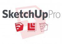 SketchUp Pro 2019 Crack + License key Full Version