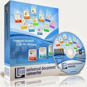 Universal Document Converter Full 6.8 Crack