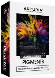 Arturia Pigments 2.0.0 VST Crack + Torrent Free Download