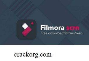 Wondershare Filmora Scrn Crack