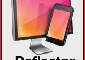 Reflector Crack