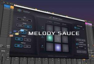 Melody Sauce VST Crack + [Win/Mac]