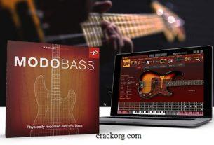 Modo Bass VST Crack