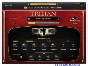 Trilian bass 1.5 Crack Mac + Torrent (VST) 64bit Download