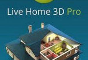 Live Home 3D Pro 3.7.2 Crack Torrent + License Code (Mac) 2020