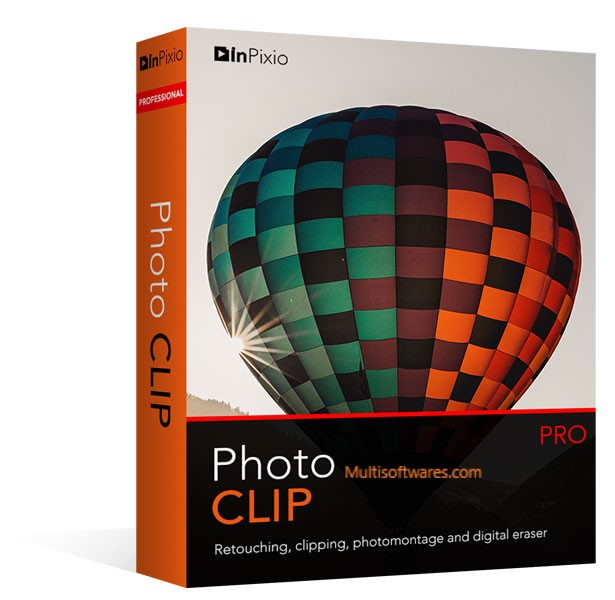 Inpixio Photo Clip 10 Professional Crack With Activation key