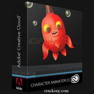 Adobe Character Animator CC 2020 Crack