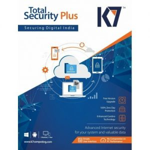 K7 Total Security 2020 Crack 16.0.0.314 Activation Key Free Download