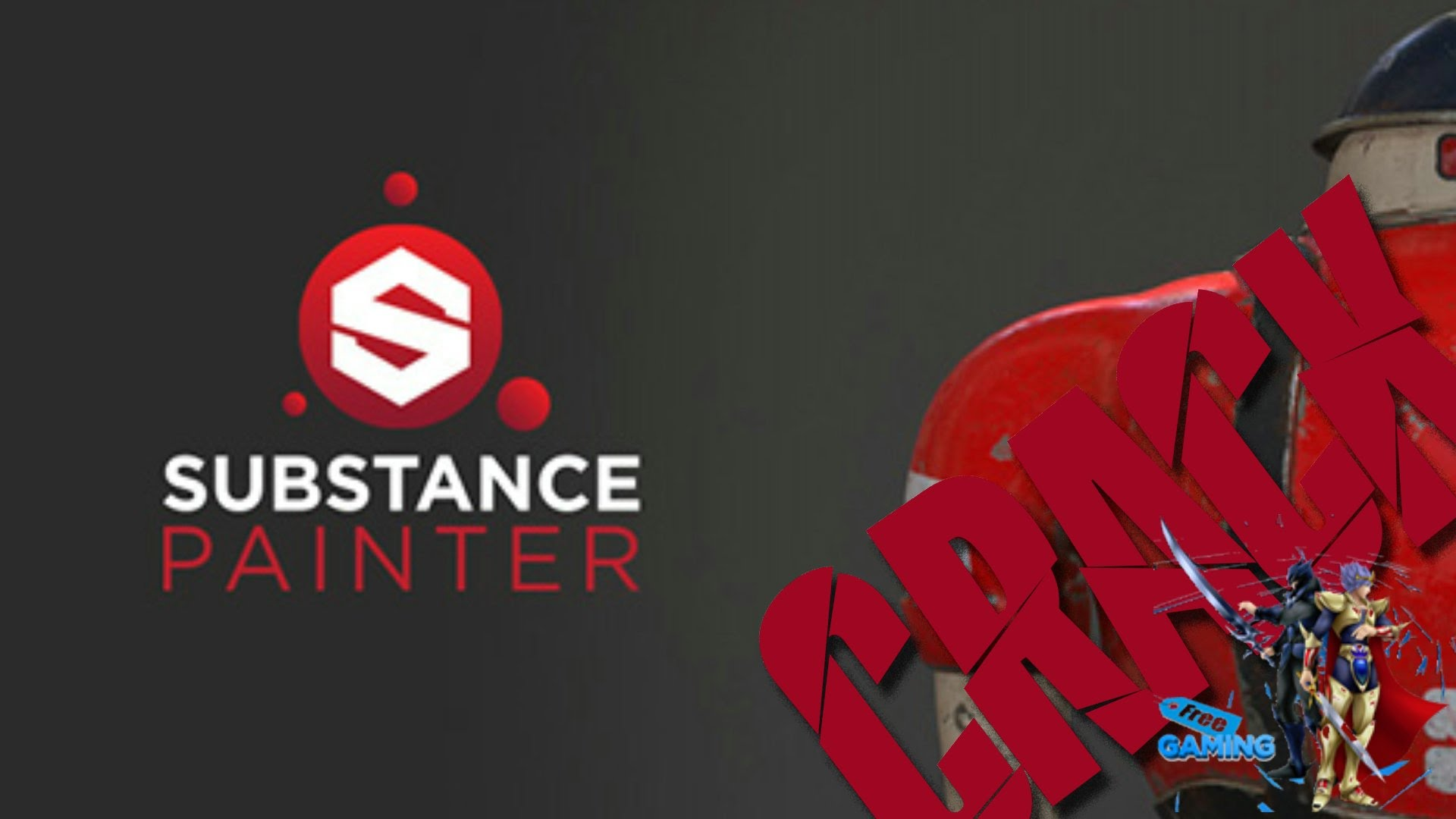 Substance Painter 2018.3.2 Crack