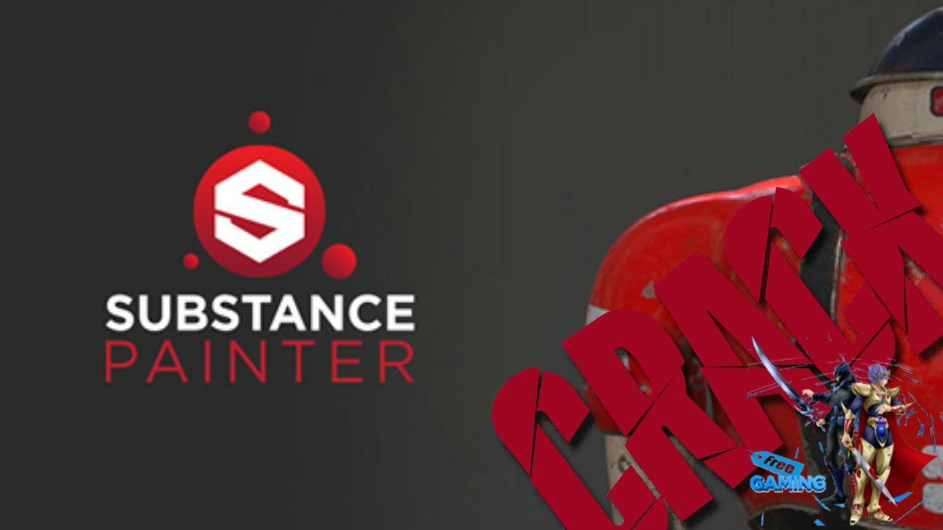 Substance Painter 2018.3.2 Crack
