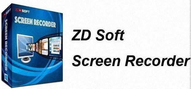ZD Soft Screen Recorder 11.1.16 Crack