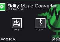 Sidify Music Converter 1.3.9 Crack