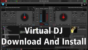 VirtualDJ 8.5 Crack 2020 PC Incl Full Serial [Number + Key]