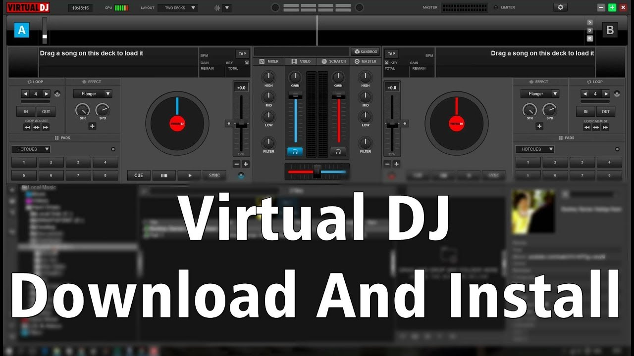 Virtual DJ 8.2 Build 4742 Crack