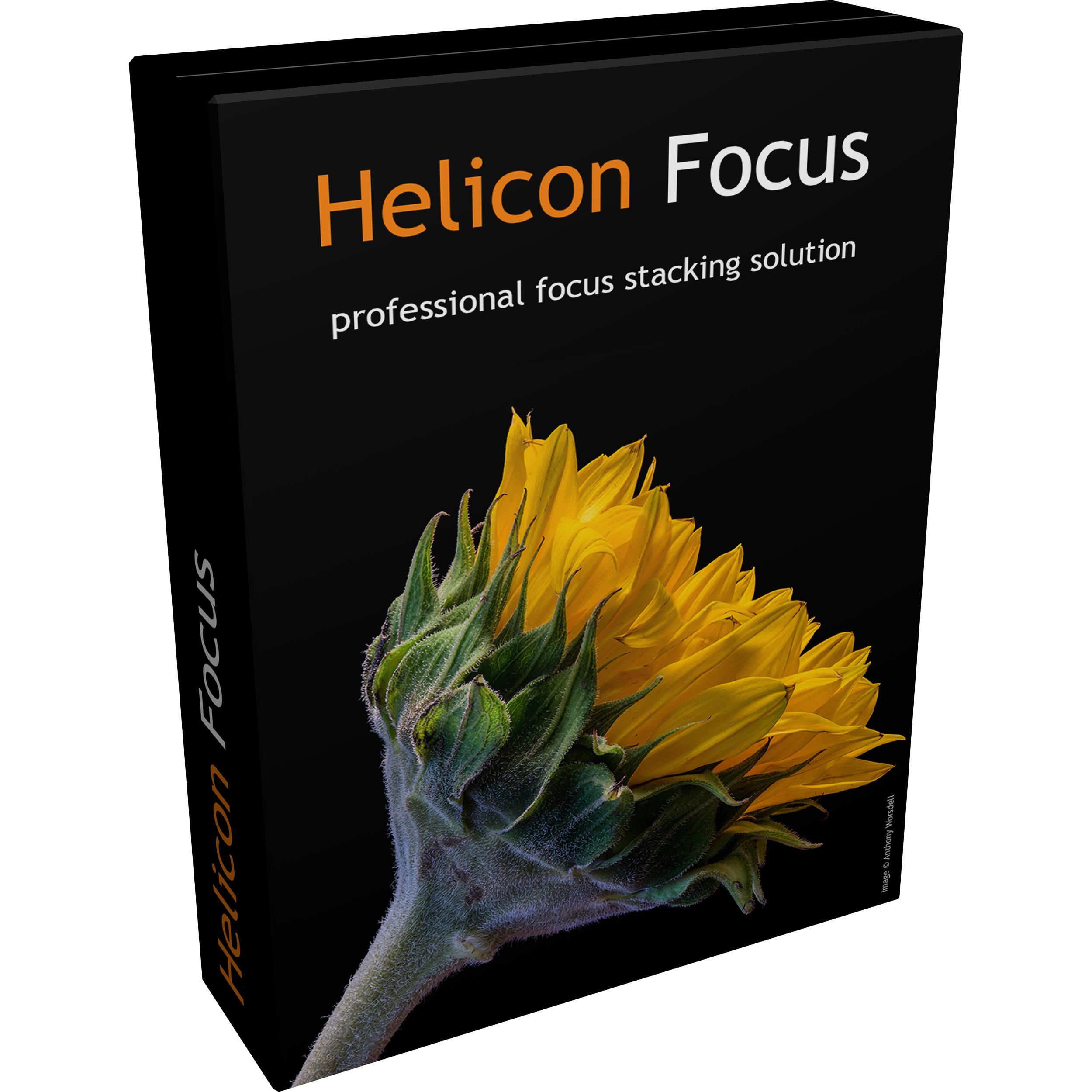 Helicon Focus 7.5.0 Crack