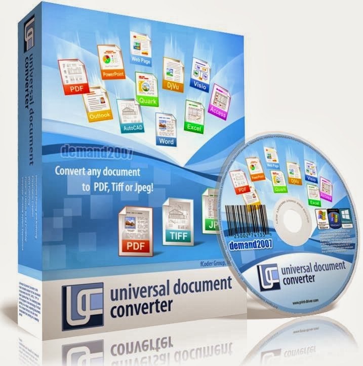 Universal Document Converter Full 6.8 Crack