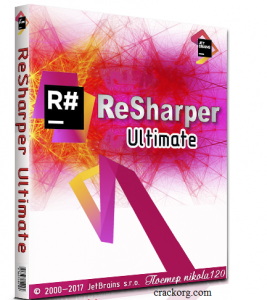 Resharper Ultimate 2019.3.3 Crack With Activation Code (Latest)