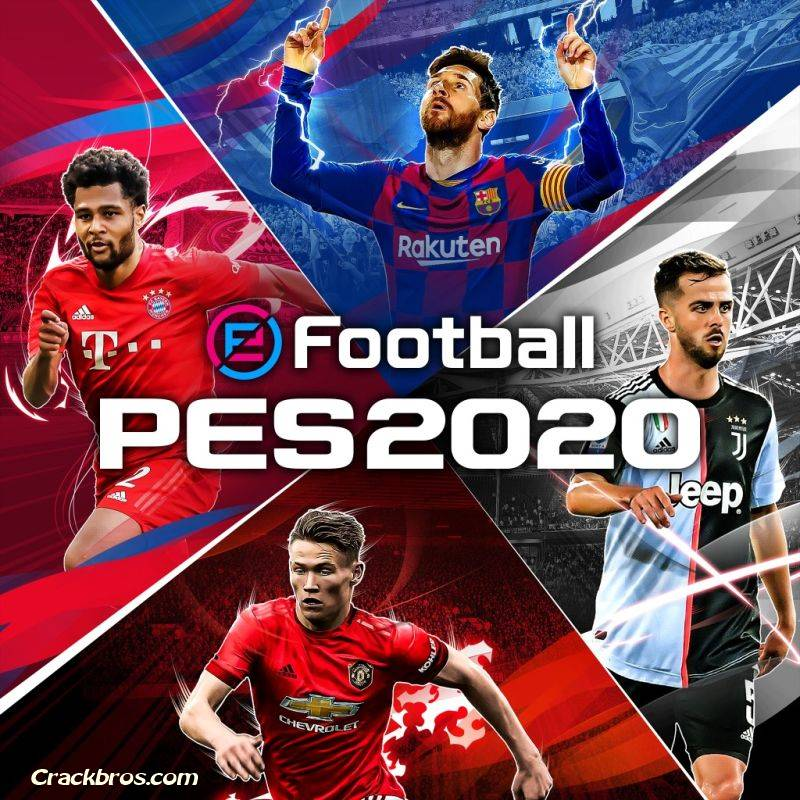 PES 2020 Crack + Torrent Full Free Download {Latest}