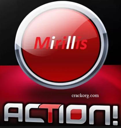 Mirillis Action 4.20.1 Crack Key + Keygen (Latest) Full Version