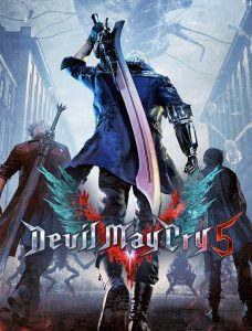 Devil May Cry 5 Crack + Torrent (100% Working) PC Download