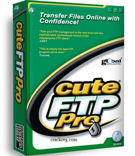 CuteFTP Pro Crack