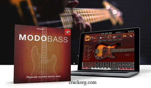 Modo Bass VST Crack