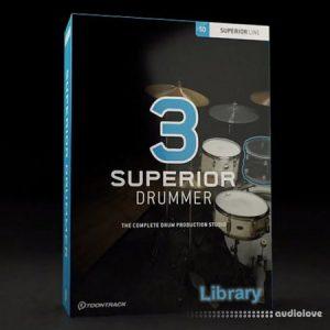 Superior Drummer 3 For Mac Torrent