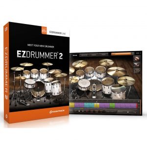 EZdrummer 2.1.8 Crack + Torrent (Mac/Win) Download