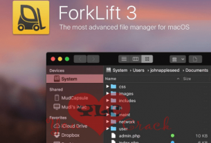 ForkLift FTP 3.3.8 Crack Mac + Torrent (Latest) Full Download