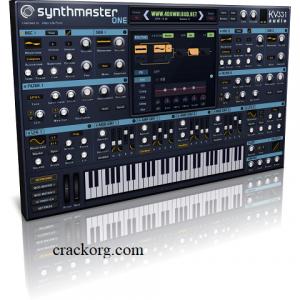 KV331 SynthMaster 2.9.9 Crack + Torrent Free Download (2021)