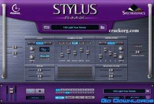 Stylus RMX MAC Crack 2020 Keygen Free Download