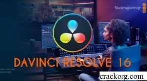 DaVinci Resolve Studio 16.2.1.17 Crack & Activation Key Download