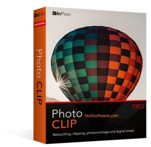 Inpixio Photo Clip 10 Professional Crack With Activation key
