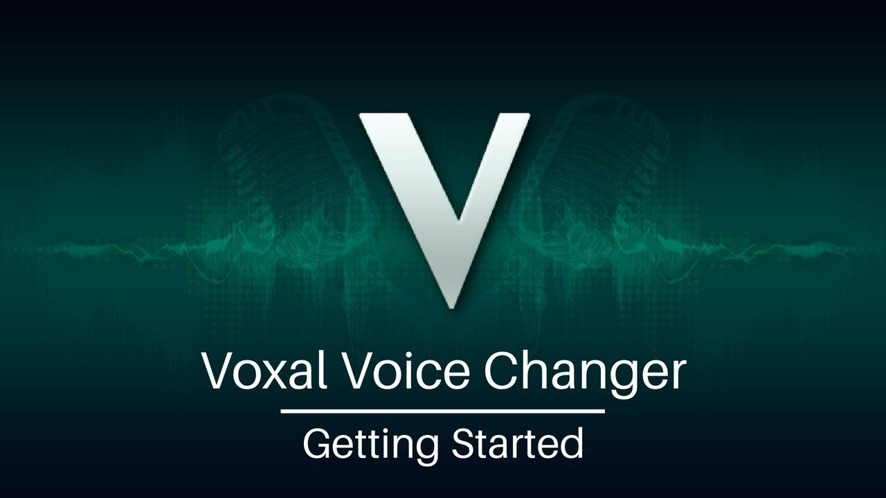 Voxal Voice Changer 5.00 Crack + Registration Code (Mac) Latest!
