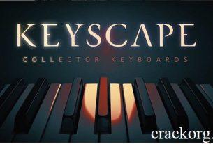 Keyscape1.1.2c Crack (MAC)(VST Plugin) Keygen Free Download