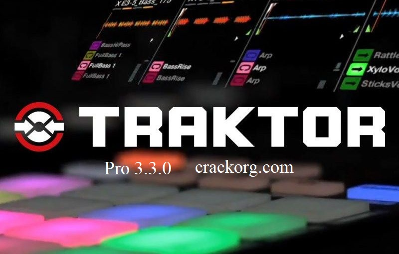 Traktor Pro 3.3 Crack Full MAC & Windows {Torrent} Download