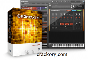Kontakt 6.2.2 Crack VST + Torrent (MAC) Full Version 2020
