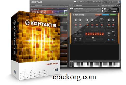 Kontakt 6.2.2 Crack VST + Torrent (MAC) Full Version 2020