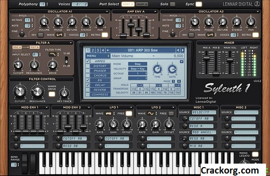 Sylenth1 3.067 Crack Mac [Keygen + Torrent] Free Download