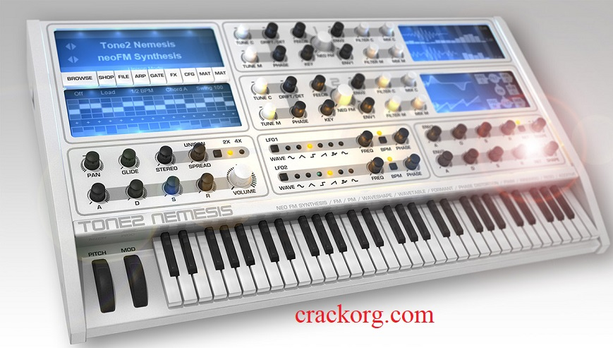 Tone2 Gladiator3 VST Crack Keygen For MAC & Windows {Torrent}