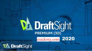DraftSight 2020 SP3 Crack + Activation Code (Torrent) Download