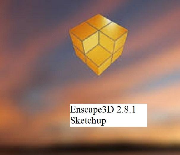 Enscape3D 2.8.1 Sketchup Crack Keygen 2D & 3D {Torrent}