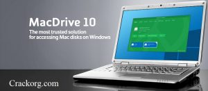 MacDrive 10.5.4 Crack & Serial Number For Windows [MAC + PC]