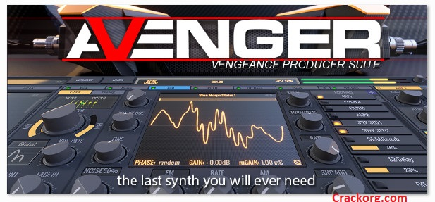 VPS Avenger v1.4.10 Crack - VST (MAC) Torrent Download