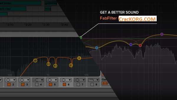 FabFilter Crack + License Key Free Full Studio (Torrent) Download